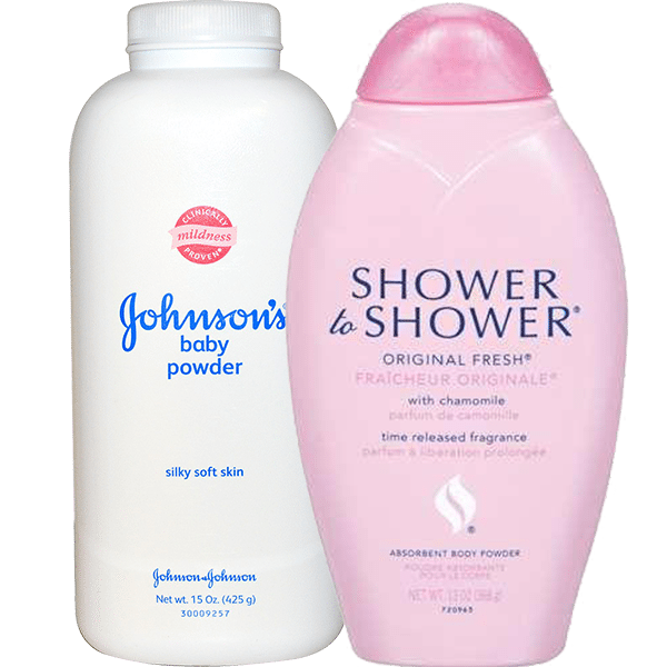 Talcum Powder Products