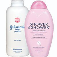 Baby Powder and Shower to Shower